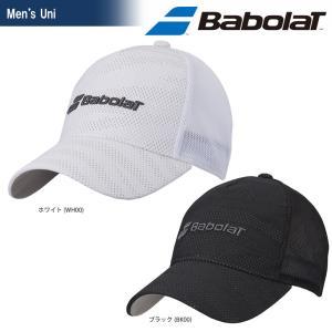 バボラBabolatテニスキャップ・バイザーユニセックスGAMECAPゲームキャップBTALJC01「2018SS」|sportsjapan
