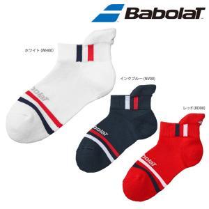 バボラ Babolat テニスアクセサリー メンズ ショートソックス BTAMJB02[ネコポス可] 3月上旬出荷予定※予約|sportsjapan