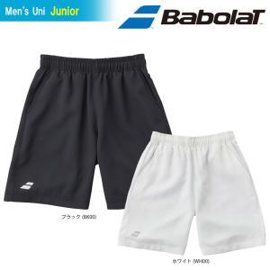 バボラ Babolat テニスウェア ジュニア SHORT PANTS ショートパンツ BTJLJD00 2018SS|sportsjapan