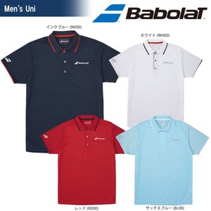 バボラ Babolat テニスウェア ユニセックス SHORT SLEEVE SHIRT ショートスリーブシャツ BTULJA10 2018SS|sportsjapan