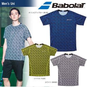 バボラ Babolat テニスウェア ユニセックス ショートスリーブシャツ BTUMJA04 2018FW|sportsjapan