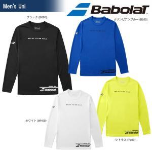 バボラ Babolat テニスウェア ユニセックス ロングスリーブシャツ BTUMJB30 2018FW sportsjapan