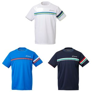 バボラ Babolat テニスウェア メンズ ショートスリーブシャツ BTUPJA10 2020SS [ポスト投函便対応]|sportsjapan