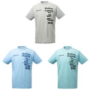 バボラ Babolat テニスウェア メンズ ショートスリーブシャツ BTUPJA30 2020SS [ポスト投函便対応]|sportsjapan