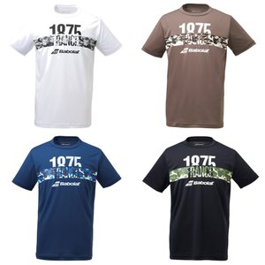 バボラ Babolat テニスウェア メンズ ショートスリーブシャツ BTUPJA31 2020SS [ポスト投函便対応]|sportsjapan