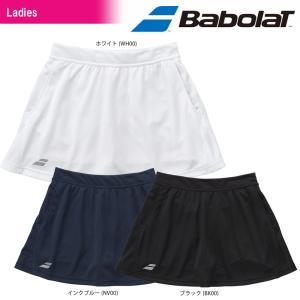 バボラ Babolat テニスウェア レディース SKIRT スカート BTWLJE08 SS[ポスト投函便対応] 『即日出荷』|sportsjapan