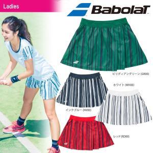 バボラ Babolat テニスウェア レディース スカート BTWMJE07 2018FW 3月上旬出荷予定※予約|sportsjapan
