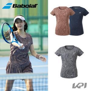 バボラ Babolat テニスウェア レディース SHORT SLEEVE SHIRT 半袖シャツ BTWQJA01 2020FW  『即日出荷』 sportsjapan