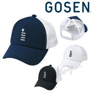 「2017モデル」GOSEN(ゴーセン)「メッシュキャップ C1600」KPI+|sportsjapan