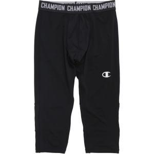 Champion チャンピオン [「メンズ バスケットボールウェア」 QUARTER TIGHTS C3KB501U]バスケットゲームシャツ・パンツ|sportsjapan