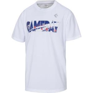 コンバース CONVERSE バスケットウェア メンズ プリントTシャツ CB281312-1100 2018SS|sportsjapan