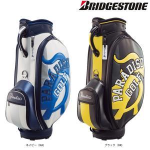 ブリヂストン BRIDGESTONE ゴルフバッグ・ケース メンズ Paradiso キャディバッグ メンズカジュアルモデル CBA080|sportsjapan