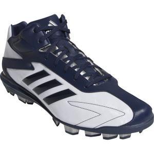 アディダス adidas 野球スパイク  スパイク アディゼロ T3 MID ポイント CQ1267|sportsjapan