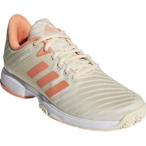 アディダス adidas テニスシューズ  BARRICADE CODE COURT AC W バリケードコードコート オールコート用テニスシューズ DB1745|sportsjapan