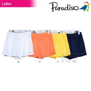 テニスウェア レディース パラディーゾ PARADISO レディースショートパンツ DCL04S 2016SS|sportsjapan