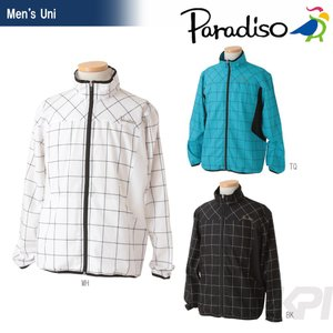 テニスウェア メンズ パラディーゾ PARADISO ブルゾンジャケット DCM01D 2016SS|sportsjapan