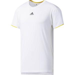 「2017新製品」adidas アディダス [MENS CLUB LONDON/US Tシャツ DJF02]テニスウェア「2017FW」|sportsjapan
