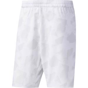 「2017新製品」adidas アディダス [MENS CLUB グラフィックハーフパンツ DJF14]テニスゲームシャツ・パンツ「2017FW」|sportsjapan