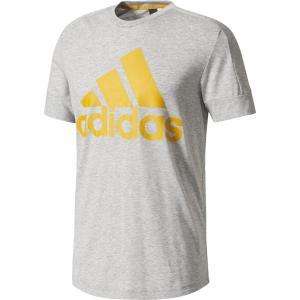 「2017新製品」adidas アディダス [メンズ M ID Badge of Sports Tシャツ DLF62]マルチSPTシャツ「2017FW」 sportsjapan