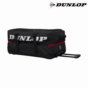 ダンロップ DUNLOP テニスバッグ・ケース  キャスターバッグ ラケット収納可  DPC2983 sportsjapan