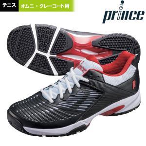 プリンス Prince テニスシューズ メンズ WIDE LITE II CG  ワイドライト2CG  オムニ・クレーコート用 DPSWC2|sportsjapan