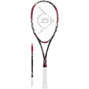 『即日出荷』 DUNLOP ダンロップ 「ZAGG 100V ザッグ 100V  DR11208」ソフトテニスラケットKPI+|sportsjapan