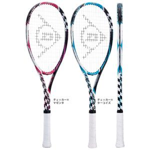 「2014新製品」DUNLOP(ダンロップ)「Diacluster500(ダイアクラスター500)DR11401」ソフトテニスラケットKPI+|sportsjapan