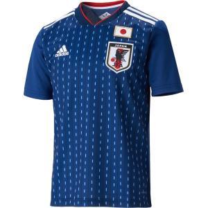 アディダス adidas サッカーウェア ジュニア サッカー日本代表 ホームレプリカユニフォーム半袖 DRN90-BR3644 2018SS|sportsjapan