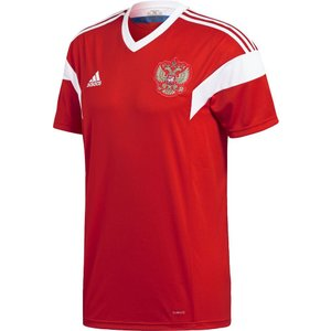 アディダス adidas サッカーウェア  ロシア代表 ホームレプリカユニフォーム半袖 DTB71-BR9055 2018SS|sportsjapan