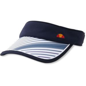 エレッセ Ellesse テニス帽子 レディース バイザー EAC1750L-NY|sportsjapan