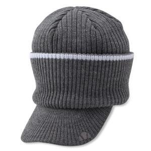 エレッセ Ellesse テニスキャップ・バイザー  2ウェイニットキャップ2WAY Knit Cap EAC1857L-MX sportsjapan