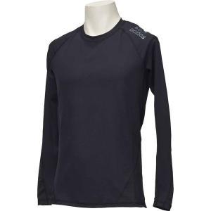 アディダス adidas 健康・ボディケアウェア メンズ ALPHASKIN TEAM ロングスリーブTシャツ EBR74-CF7267 2018|sportsjapan