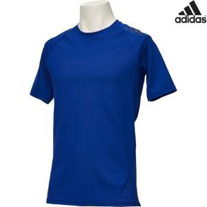 アディダス adidas 健康・ボディケアウェア メンズ ALPHASKIN TEAM ショートスリーブTシャツ EBR77-CD7170 2018SS|sportsjapan