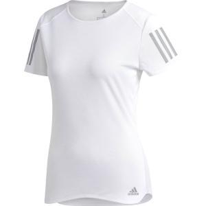 アディダス adidas ランニングウェア レディース RESPONSE 半袖TシャツW ECB18-CZ3706 2018FW|sportsjapan