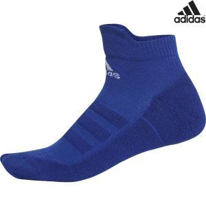 アディダス adidas マルチSPアクセサリー  ALPHASKIN ハーフクッションショートソックス ECE79-DM6083|sportsjapan