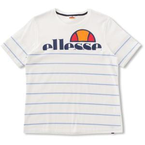 「2017新製品」Ellesse エレッセ [ユニセックス ヘリテージ Tシャツ EE07231]テニスTシャツ「2017FW」|sportsjapan