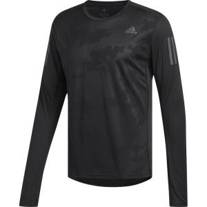 アディダス adidas ランニングウェア メンズ RESPONSE 長袖TシャツM ランニングウェア EEO12-CE7289 2018FW|sportsjapan