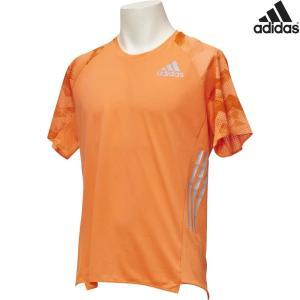アディダス adidas 陸上ウェア メンズ  adizero 半袖TシャツM EEQ43-CE0354 2018SS sportsjapan