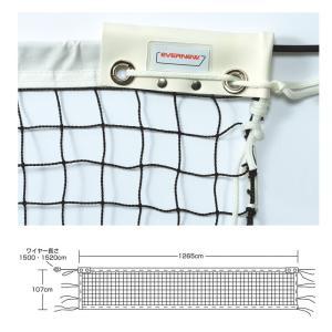 エバニュー EVERNEW 学校機器設備用品  ソフトテニスネットST107 EKE589 sportsjapan