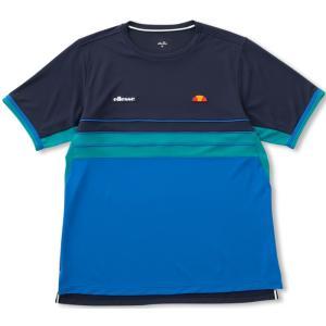 エレッセ Ellesse テニスウェア ゲームシャツ メンズ EM07300 2017FW「2017新製品」|sportsjapan