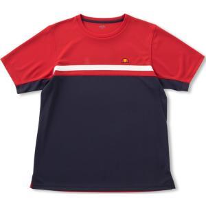 エレッセ Ellesse テニスウェア ゲームシャツ メンズ EM07303 2017FW「2017新製品」|sportsjapan
