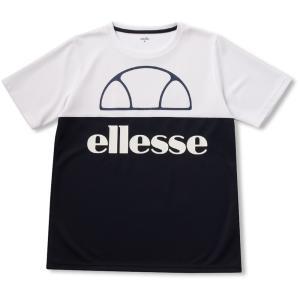 エレッセ Ellesse 「メンズTシャツ EM17201」テニスウェア「2017SS」|sportsjapan