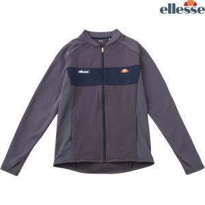エレッセ Ellesse テニスウェア メンズ ハイブリッドストレッチジャケット EM58301-MG 2018FW sportsjapan