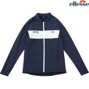エレッセ Ellesse テニスウェア メンズ ハイブリッドストレッチジャケット EM58301-NY 2018FW sportsjapan