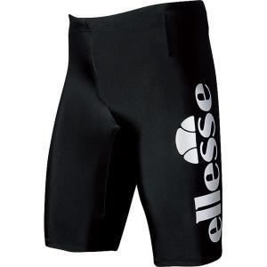 エレッセ Ellesse 水泳水着 メンズ  メンズ フィットネス用水着  メンズボックス4分丈 EN87190-KV|sportsjapan