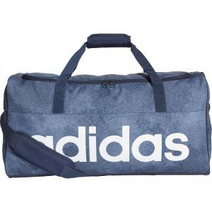 アディダス adidas マルチSPバッグ・ケース  リニアロゴチームバッグM GR ENM79-DJ1422|sportsjapan