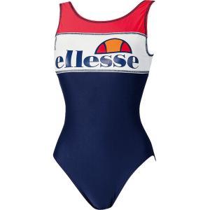 エレッセ Ellesse 水泳水着 レディース ワンピース ES37290-NR|sportsjapan