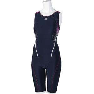 エレッセ Ellesse 水泳水着 レディース プリントオールインワン ES47156-NW|sportsjapan