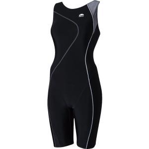 エレッセ Ellesse 水泳水着 レディース トレースウルトラストレッチオールインワン ES48105-KH|sportsjapan