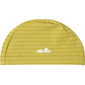 「2017新製品」Ellesse エレッセ [ユニセックス スイムキャップ ESC0503]水泳帽子「2017FW」|sportsjapan